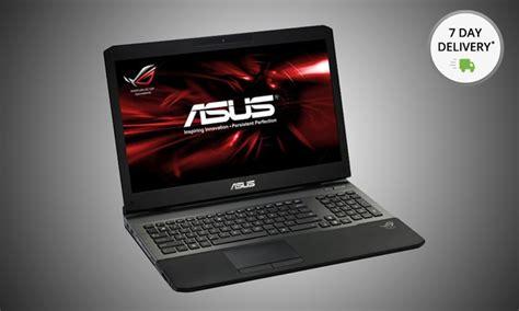Asus Gaming Laptop Refurbished asus 17 3 quot gaming laptop manufacturer refurbished groupon
