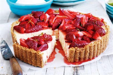 23348 Sweet In Black key lime pie with strawberries recipe taste au