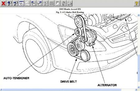 Honda Accord Timing Belt Replacement Does 2014 Honda Accord Timing Belt Autos Weblog