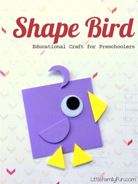 simple craft for preschoolers 25 best ideas about shape crafts on preschool
