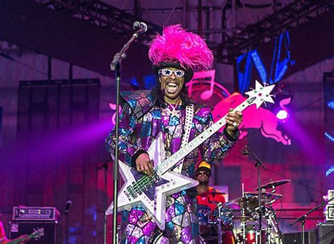 Five Lessons Playing With Bootsy Collins Has Taught Me   Willamette Week