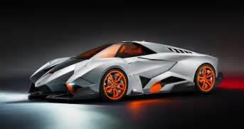 Lamborghini Egoista Lamborghini Egoista 441kw Selfish Supercar Revealed