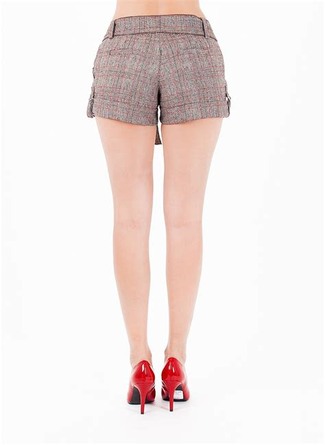 Plaid Shorts womens plaid shorts plaid shorts for dressy shorts