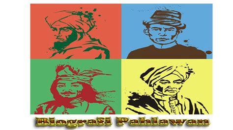 kumpulan biografi tokoh terkenal pahlawan bahasa sunda