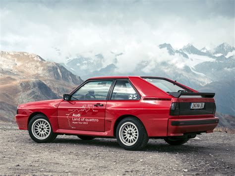 audi quattro sport the wheels of steel