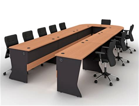 Modular Conference Room Tables by Godrej Modular Conference Tables Godrej Modular