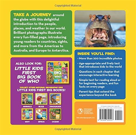 big book of little 1409569713 national geographic little kids first big book of the world buy online in uae hardcover