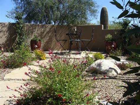 Small Backyard Desert Landscaping Ideas Low Maintenance Front Yard Landscaping Landscaping Network