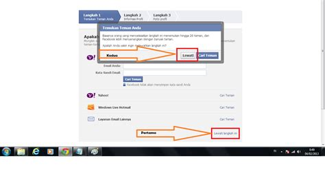 teks prosedur membuat akun facebook download facebook versi 3 02 lansmif
