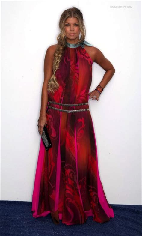 Reader Question Fergies Chic Dress by Fergie S Hairstyles Archives Makeup And