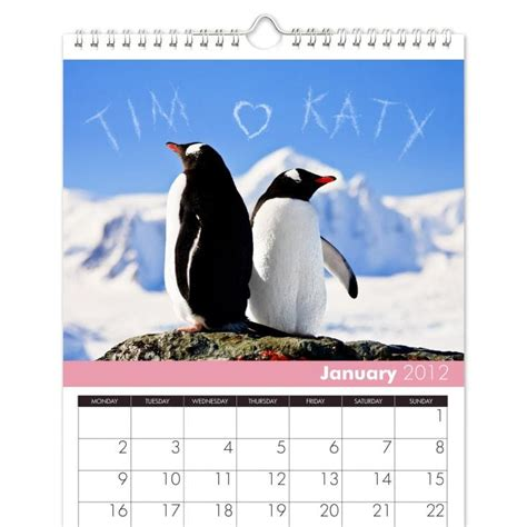 Personalised Calendar Discount Me And You Personalised Calendar For Couples Find Me A