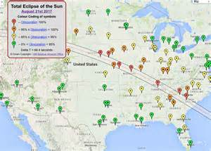 us map solar eclipse total solar eclipse 1st in 99 years ksal