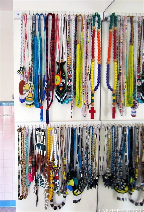 Closet Of Guilt And Pleasure by Madrona Master Closet The Necklace Organizers Live