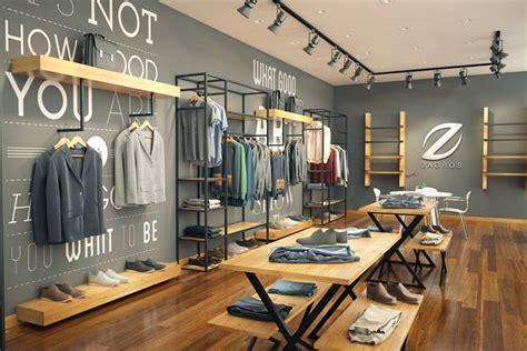 design clothes outlet zagros store by anar studio tehran iran 187 retail design