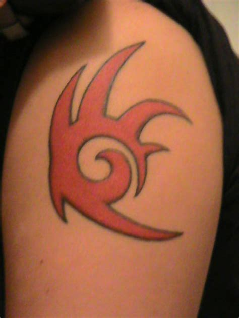 my second tattoo the all my second by blackdragongal on deviantart