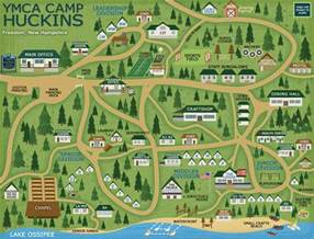interactive map of interactive map ymca c huckins