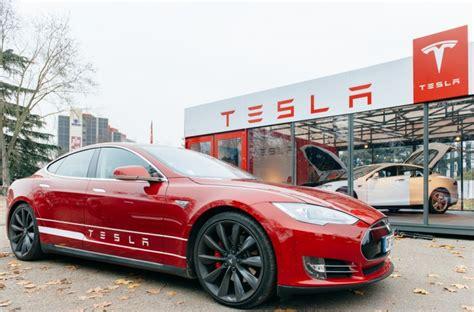 Tesla Motors Nasdaq Two Reasons Tesla Motors Inc Tsla S Stock Is Up