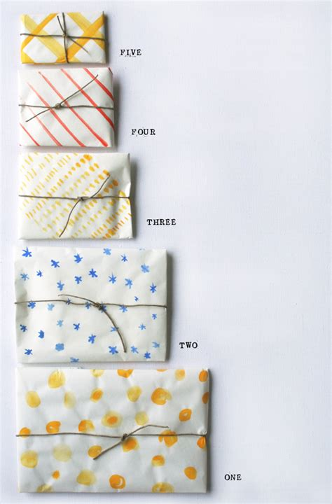 Watercolor On Handmade Paper - simple watercolor handmade wrapping paper diy and crafts
