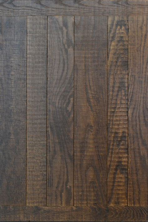 Rough Sawn Solid Wood Flooring, Handmade in Crosby MN