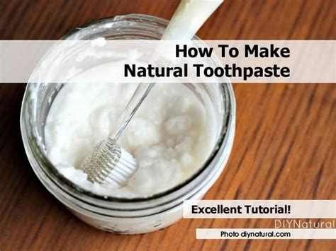 how to make toothpaste how to make toothpaste at home