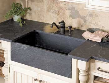 Soapstone Countertops Hawaii Soapstone Sinks And Other Powder Room Inspirations