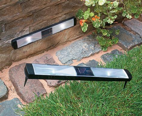 solar powered path lights pifco s solar powered path lights envirogadget