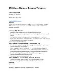 sample resume operations manager bpo resume builder online sample resume operations manager bpo