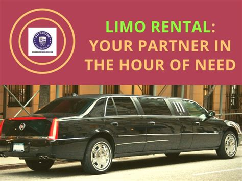 Rent A Limo For An Hour by Ppt Limo Rental Your Partner In The Hour Of Need