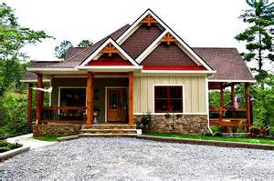 Lake House Plans With Basement Lake Wedowee Creek Retreat House Plan Lake House Plans