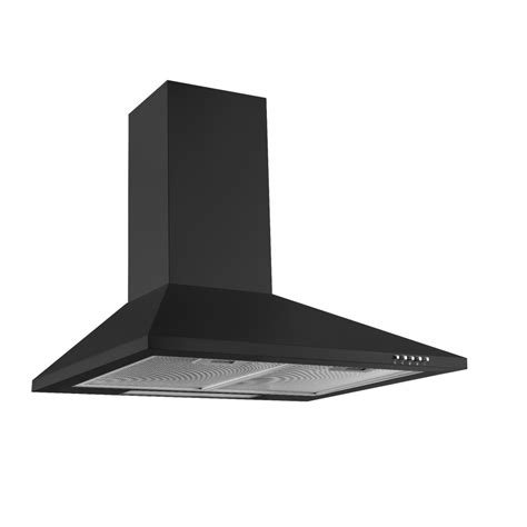 Kitchen Extractor Fan Up Chimney Kitchen Extractor Fan Cookology Ch600bk 60cm Chimney