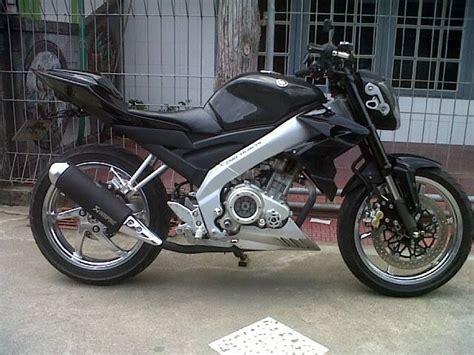 Vixion Black Modification by Pin Dijual Yamaha Scorpio Z Th2008 Modif 250