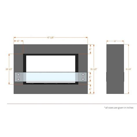 Freestanding Ethanol Fireplace by Tectum Freestanding Ethanol Fireplace Newbathroomstyle