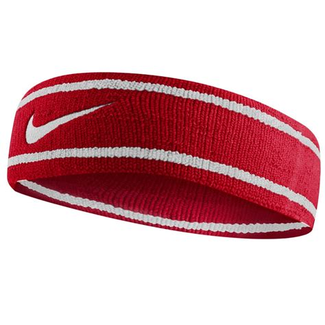 Headband Nike nike dri fit headband white