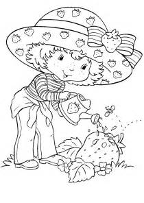 strawberry shortcake coloring book strawberry shortcake coloring pages learn to coloring