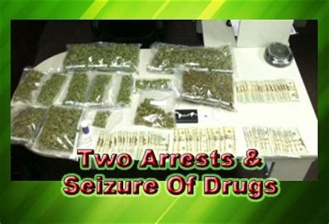 Denver County Sheriff Warrant Search Search Warrant Leads To Two Arrests Seizure Of Drugs