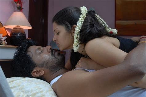 hot bed anuya hot bed scene from madurai sambavam movie hq updated