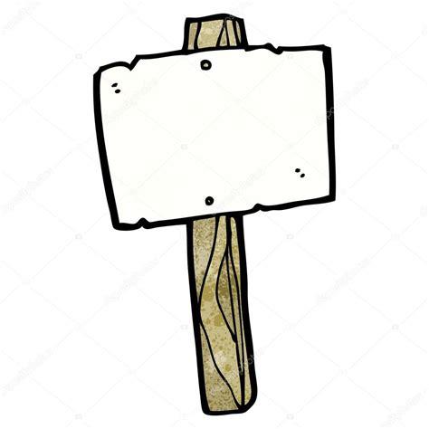 dibujos para cartel dibujos animados en blanco cartel vector de stock