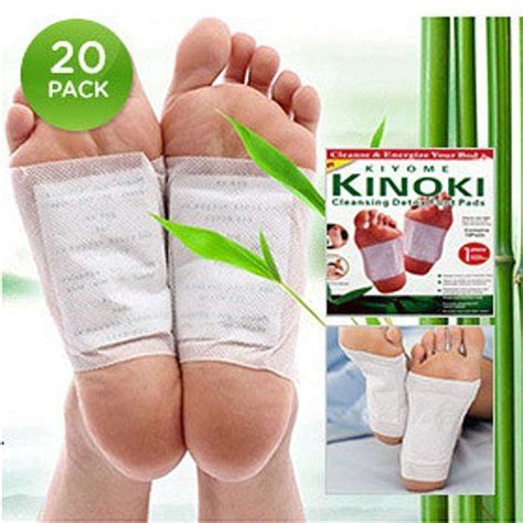 Foot Detox Pads Walmart by 17 Best Images About Home Spa Essentials Treat Yourself