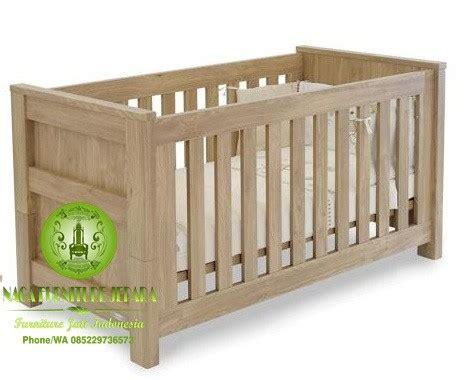 Pagar Pengaman Bayi Bekas jual box bayi tempat tidur kayu jati harga paling murah