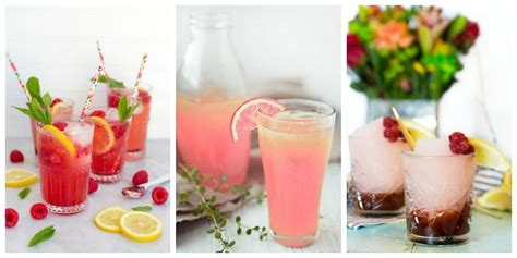 summer cocktail 33 best summer drink recipes easy non alcoholic summer