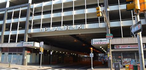 philadelphia parking garages planphilly parking authority unveils facelift plans for