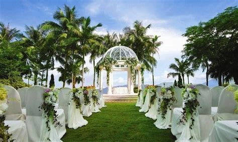 Top 10 Alfresco Wedding Venues in Hong Kong   Sassy Hong Kong