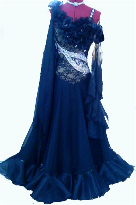 Dress Standar 1 s990 black standard costume for sale dreamgown