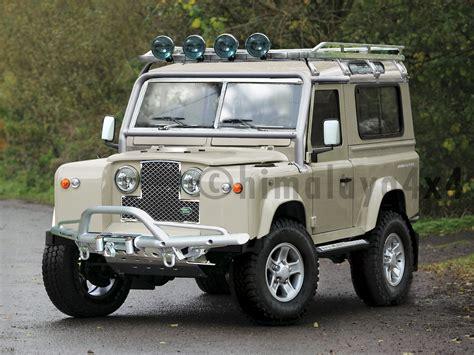 land rover himalaya himalaya 4x4 custom land rover series land rovers