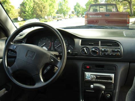 1990 Honda Accord Interior by Or Grey Interior 5th Accord Honda Tech