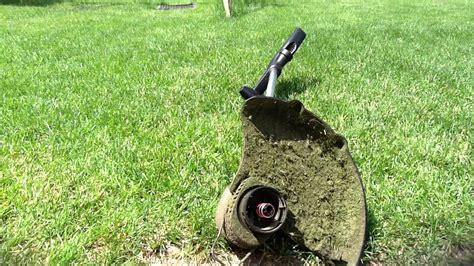 changer le fil d une d 233 broussailleuse astuce jardin