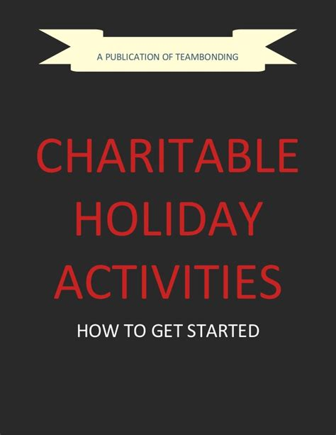 how to get starterd for chrismas start your company planning early