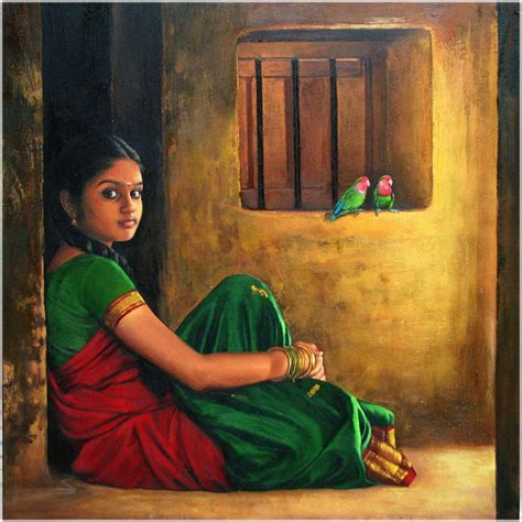 indian painting voice of a august 2012