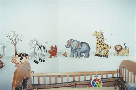 Wall Mural For Nursery wall murals custom murals murals by marie