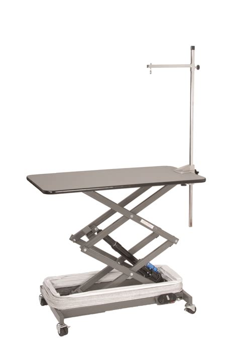 Electric Lowboy Grooming Table For Mobile Or
